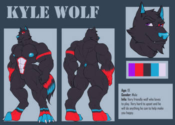 Kyle Wolf Ref by kyledawolf