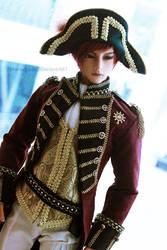 Captain by Zetahadrian