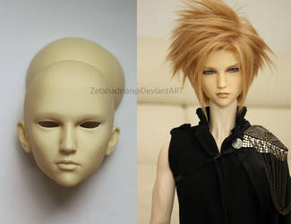 Faceup Commission 3 by Zetahadrian