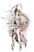 - Princess Swan - by Losenko