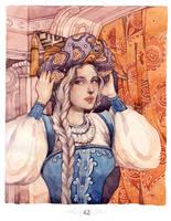 - The Magic hat - by Losenko