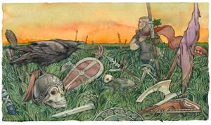 - Old Battle Field - by Losenko