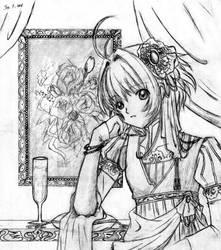 Princess Sakura by Luvira