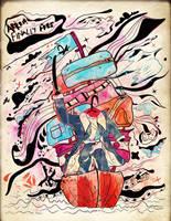 Cap'n Hang'r : Wanderworld by choppre