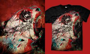 RAGE 3D : Shirt by choppre