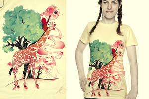 Mirage Voyage : Shirt by choppre