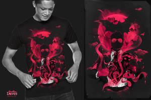 The Revelation : Shirt by choppre