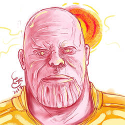 Thanos by choppre