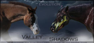 Valley of Shadows:The Epidemic by EssenceOfPerception