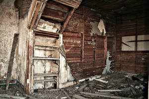 Abandoned Building Stock 002.5 by EssenceOfPerception