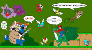 Super Pokemon World 3 by Jolteon74