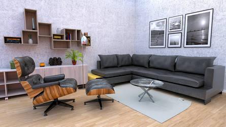 Interior design by gera094