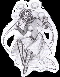 Sketchy Sketch by Napkinmouse