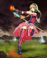 Fantasy Earth Zero Sorcerer by AkiDead