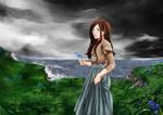 Maureen O'Dwyer by AkiDead