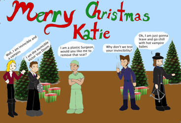 Merry Christmas Katie by ringwraith2004