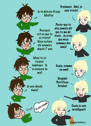 Harry Potter Vs Draco Malfoy 1 by ringwraith2004