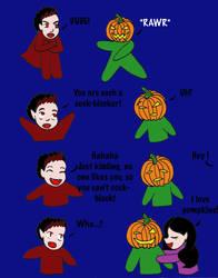 Happy Halloween 2010 by ringwraith2004