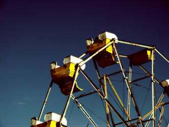 Ferris Wheel by twilightchild91
