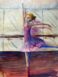 Ballerina by twilightchild91
