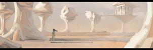 White Rock village concept by dustsplat