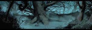 Dense Forest concept by dustsplat