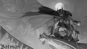 DC Antiquity - Batman by dustsplat