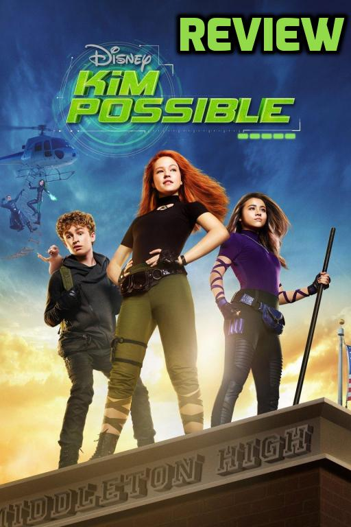 Kim Possible (2019) Review by RyanEch0