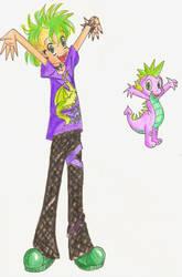 Spike by Princess-Moni