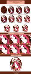 Some pixel steps by Mimru