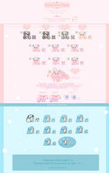 Pixel Icon Steps 3 by Mimru