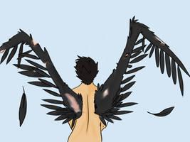 Two Broken Wings by TheRoarOfALion