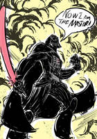 Darth Vader by kross29