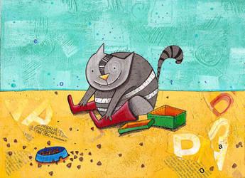Il Gatto con gli Stivali o1 by celinemeisser