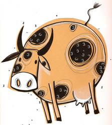mucca by celinemeisser
