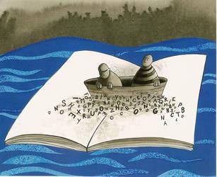 libri e parole by celinemeisser