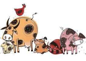 animali by celinemeisser