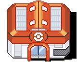 Pokemon Center Tile by HenryTrashDesigner