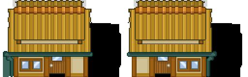 Pokemon Little Root Town tiles by HenryTrashDesigner