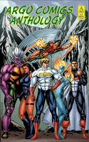 Argo Comics Anthology Number 3 by argocomics