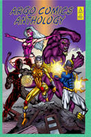ARGO COMICS ANTHOLOGY ISSUE 4 by argocomics