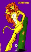 Leopard Lass Reference 2 by argocomics