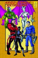 Argo Comics Anthology # 6 now available! by argocomics