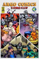 Argo Comics Double Shot #1 by argocomics