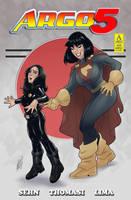 Argo 5 #23 Variant Cover by argocomics