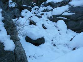 Snow - Three Feet by Sminthian