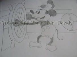 Steamboat Willie by Sminthian