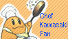 Stamp- Chef Kawasaki Fan by Skyebell