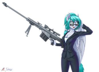 Agent by SkorpionLetun