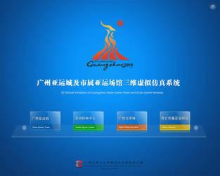Guangzhou Asian Game project by amwqqqadn